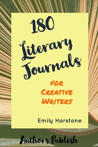 Free eBook: 180 Literary Journals for Creative Writers